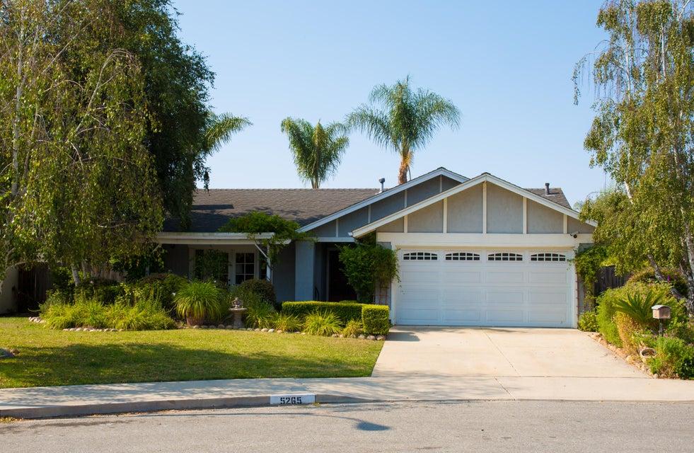 Property photo for 5265 Calle Cristobal Santa Barbara, California 93111 - 16-2592