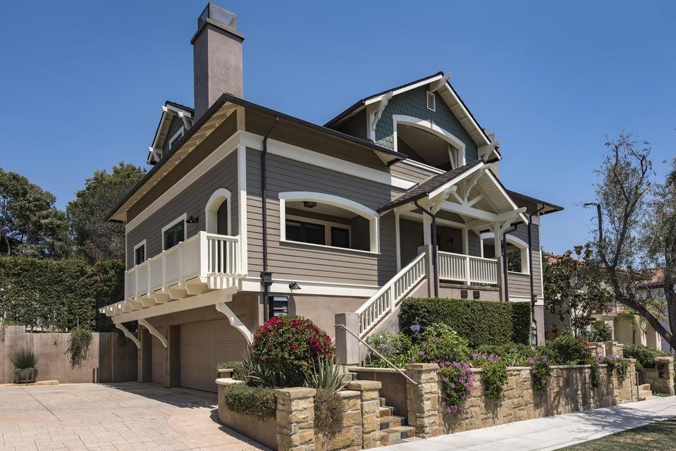 Property photo for 1532 Olive St Santa Barbara, California 93101 - 16-2663