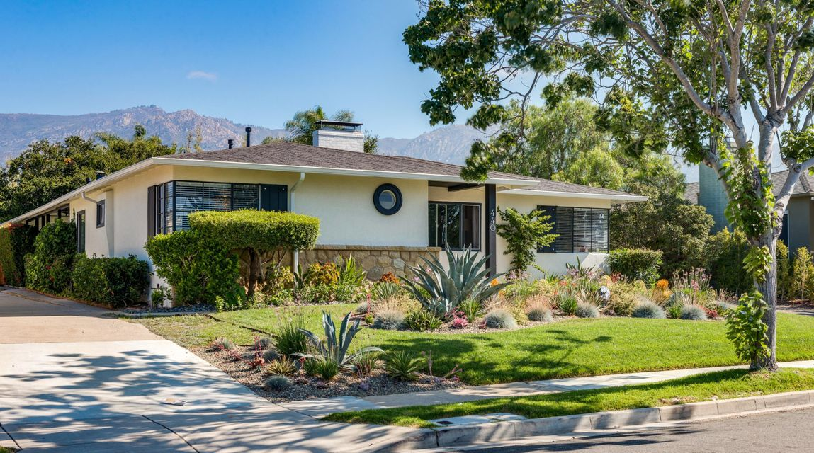 Property photo for 440 Stanley Dr Santa Barbara, California 93105 - 16-2640
