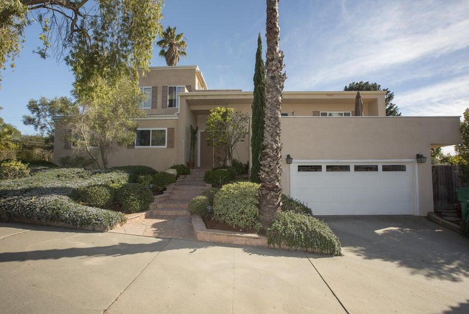 Property photo for 1431 Portesuello Ave Santa Barbara, California 93105 - 16-2810
