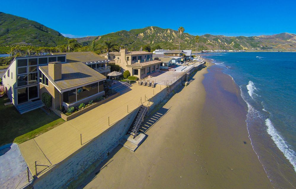 Single Family Home for Sale at 3772 Pacific Coast Hwy Ventura, California 93001 United States