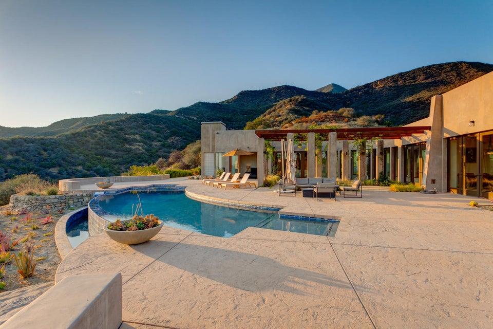 Single Family Home for Sale at 1510 Farnham Rd Ojai, California 93023 United States