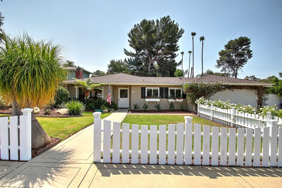 Property photo for 3827 Connie Way Santa Barbara, California 93110 - 16-2850