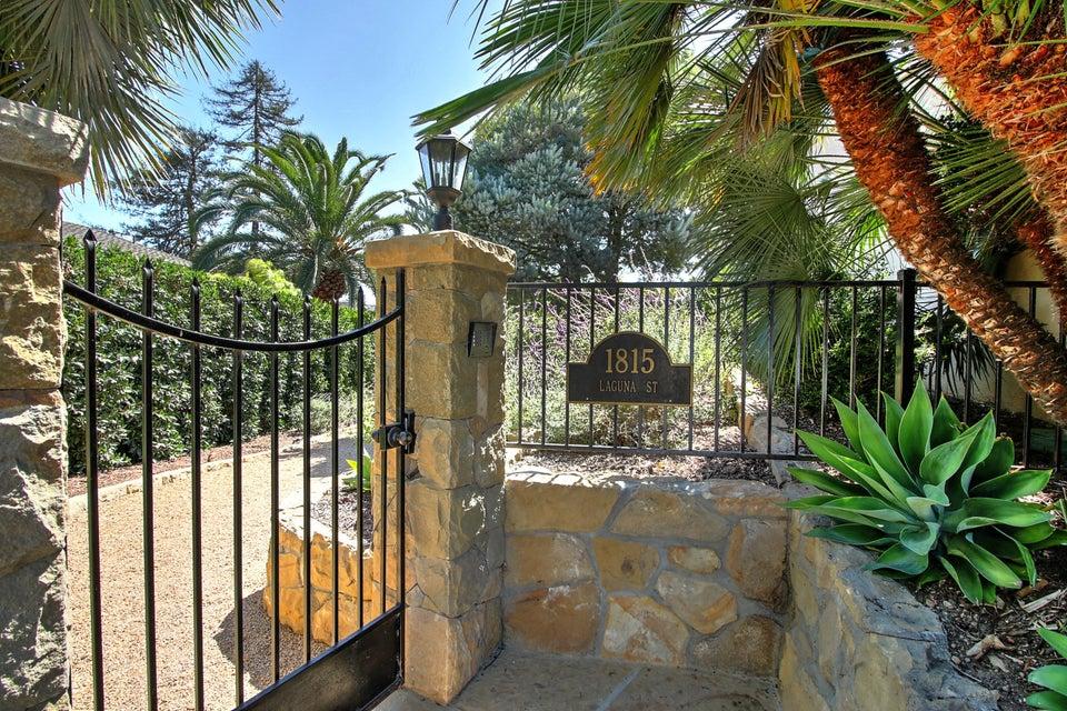 Single Family Home for Sale at 1815 Laguna St Santa Barbara, California 93101 United States