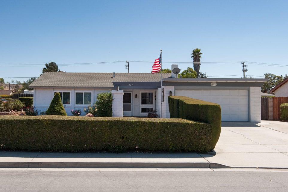 Property photo for 480 Park St Buellton, California 93427 - 16-3019