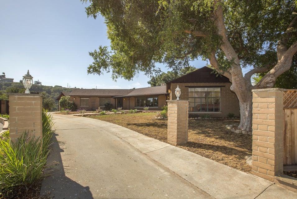 Property photo for 3500 La Entrada Santa Barbara, California 93105 - 16-3177