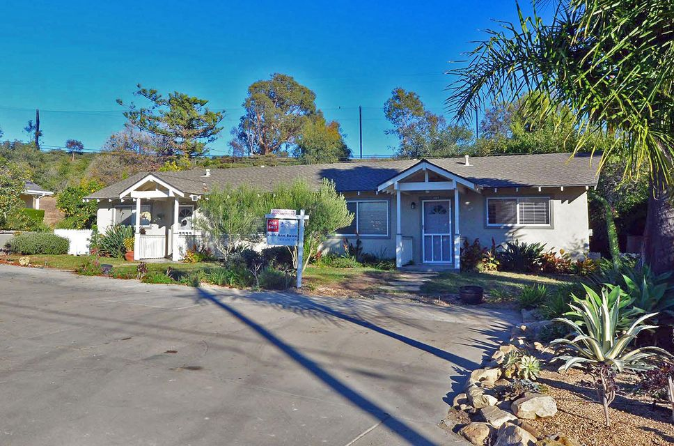 Property photo for 310 Stevens Rd Santa Barbara, California 93105 - 16-1163
