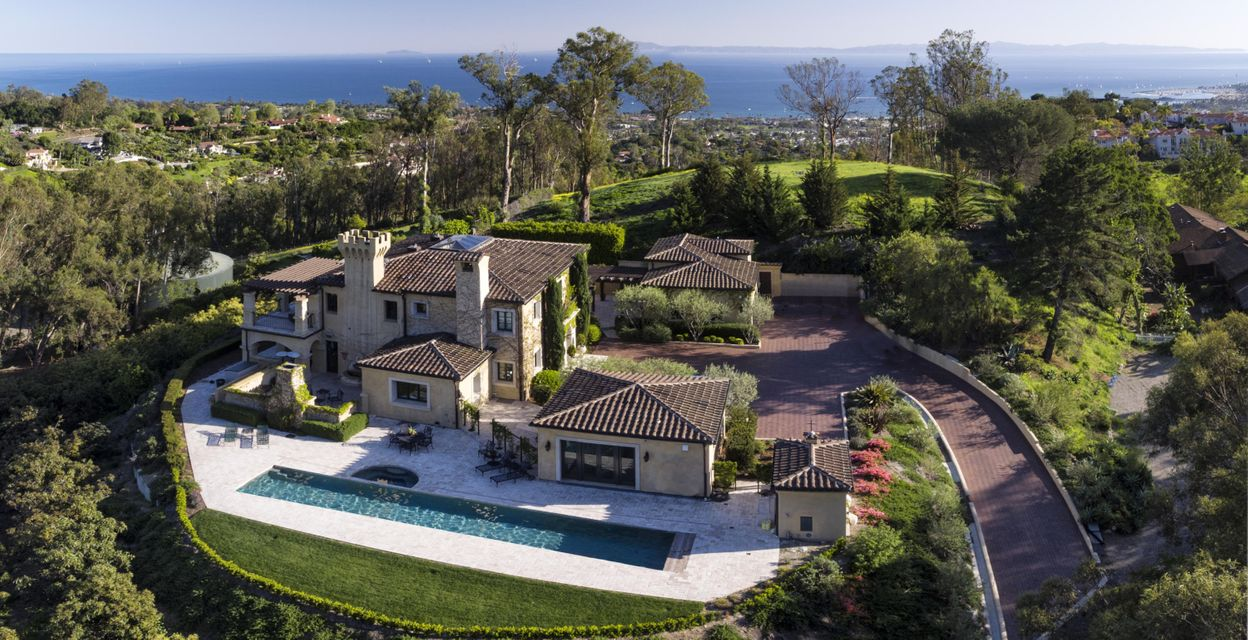 Single Family Home for Sale at 117 Crestview Ln Montecito, California 93108 United States