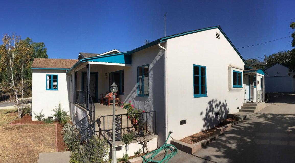 Property photo for 3818 Crescent Dr Santa Barbara, California 93110 - 16-1948