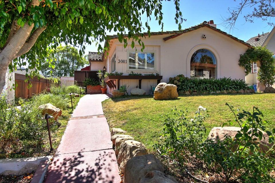 Property photo for 3081 Calle Pinon Santa Barbara, California 93105 - 16-3309