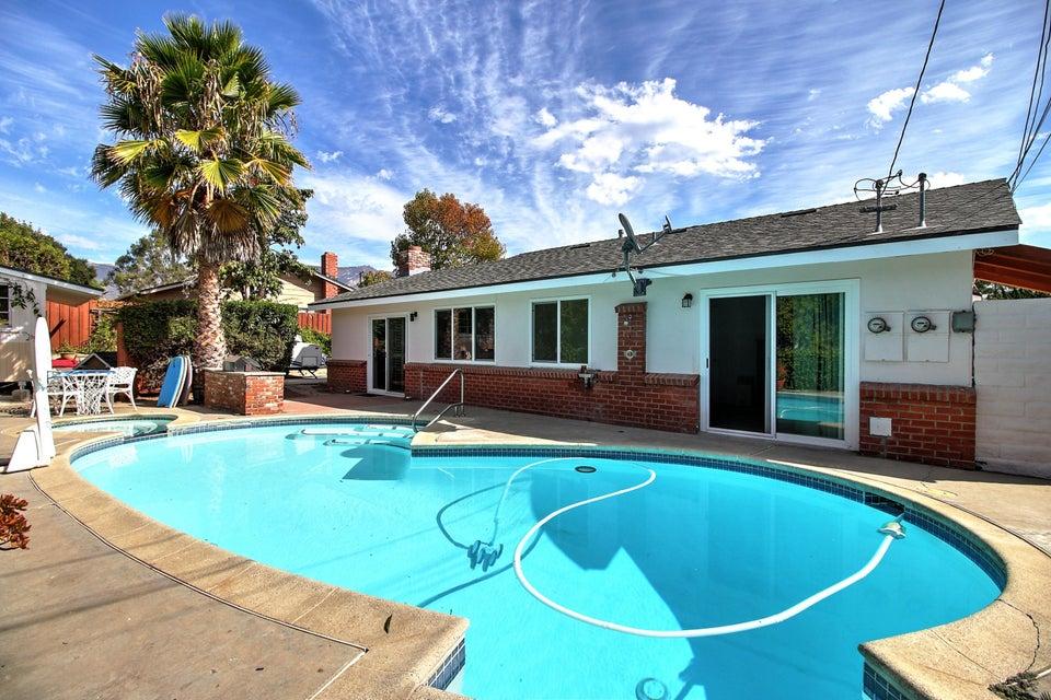 Property photo for 4088 Via Zorro Santa Barbara, California 93110 - 16-3351