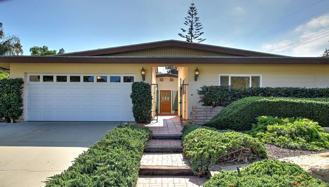 Property photo for 483 Arango Dr Santa Barbara, California 93111 - 16-3411