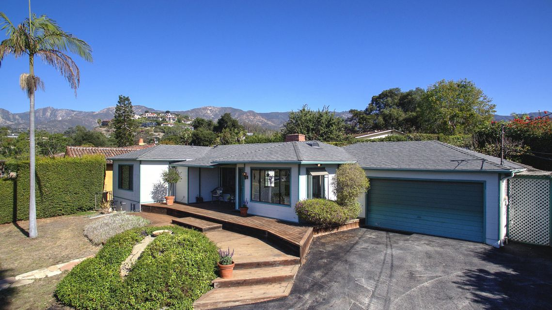 Property photo for 1625 Overlook Ln Santa Barbara, California 93103 - 16-3464