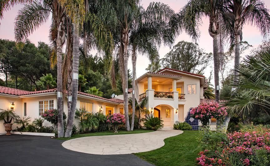 Single Family Home for Sale at 4312 Via Glorieta Santa Barbara, California 93110 United States