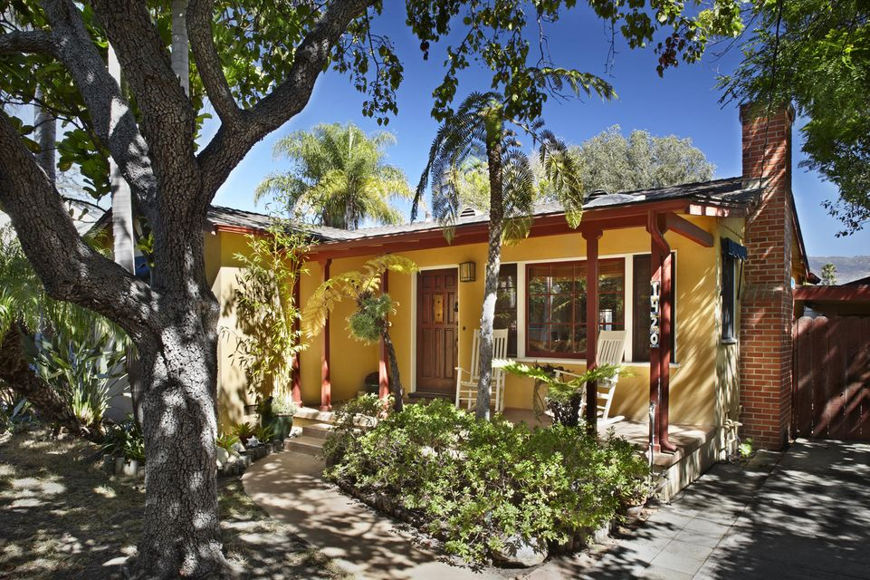 Property photo for 1420 Mountain Ave Santa Barbara, California 93101 - 16-3562