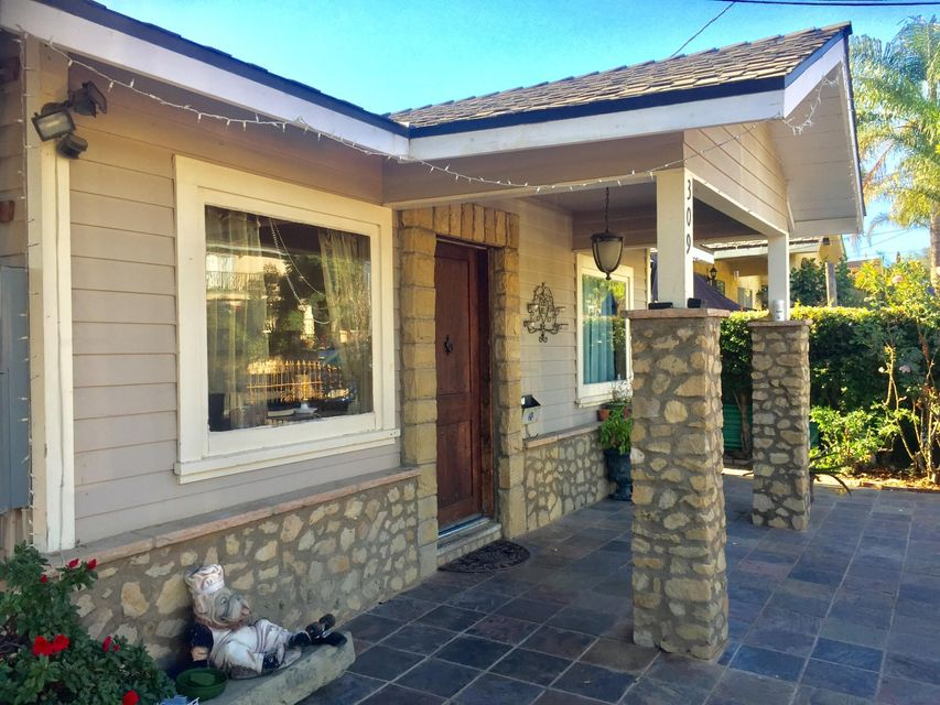 Property photo for 309 N Soledad St Santa Barbara, California 93103 - 16-3737