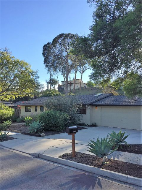 Property photo for 1295 Kenwood Rd Santa Barbara, California 93109 - 16-3813