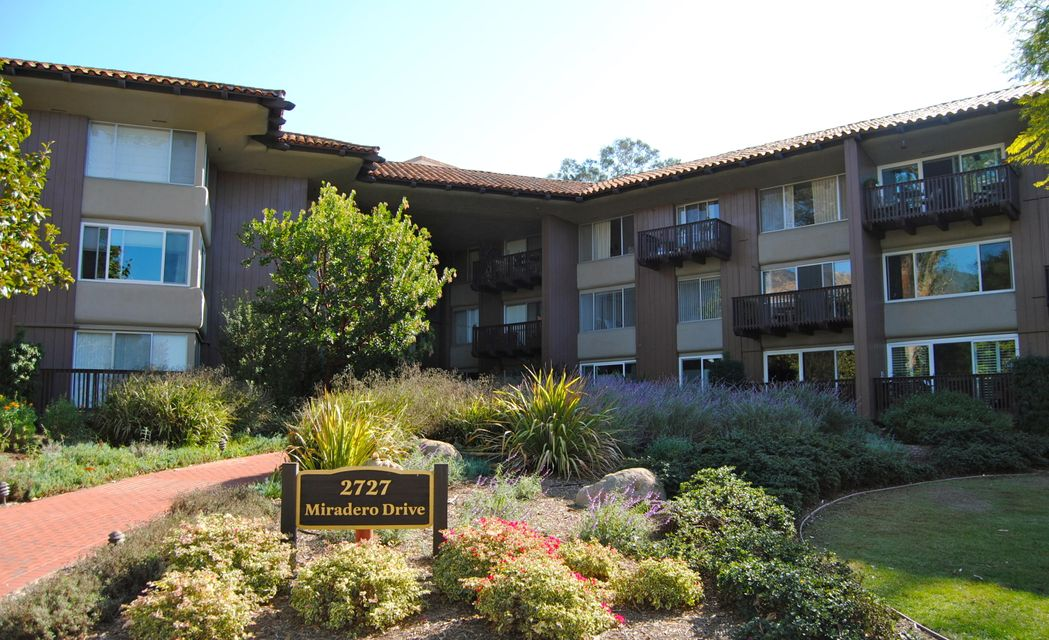 Property photo for 2727 Miradero Dr #212 Santa Barbara, California 93105 - 16-3849