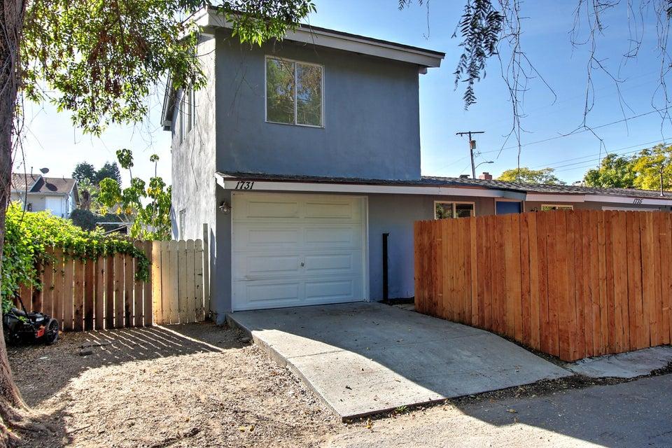 Property photo for 1731 Thomas Ave Santa Barbara, California 93101 - 16-3907