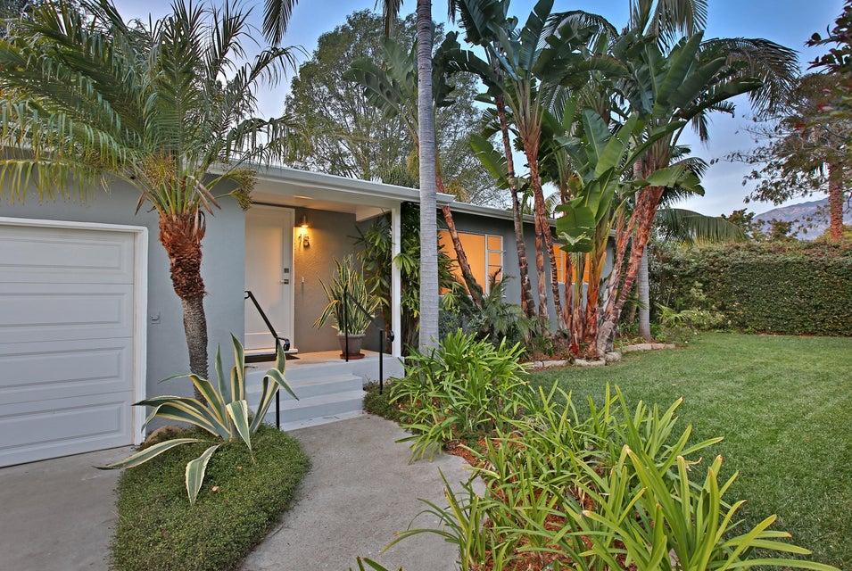 Property photo for 15 Calle Capistrano Santa Barbara, California 93105 - 16-3928