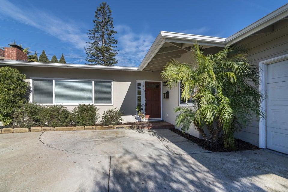 Property photo for 233 Santa Ynez Ct Santa Barbara, California 93103 - 17-95