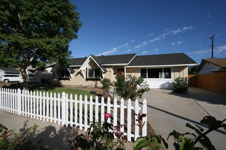 Property photo for 4780 Chandler St Santa Barbara, California 93110 - 17-340