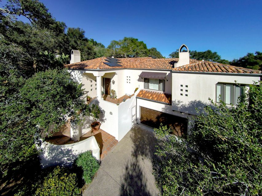 Property photo for 4132 Hidden Oaks Rd Santa Barbara, California 93105 - 17-387