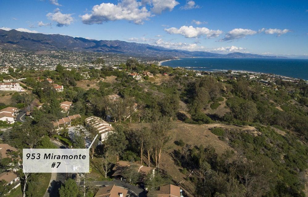 Property photo for 953 Miramonte Dr #7 Santa Barbara, California 93109 - 17-461
