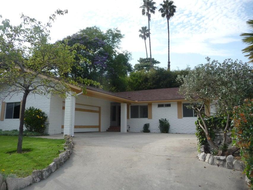 Property photo for 1216 Portesuello Ave Santa Barbara, California 93105 - RN-13356