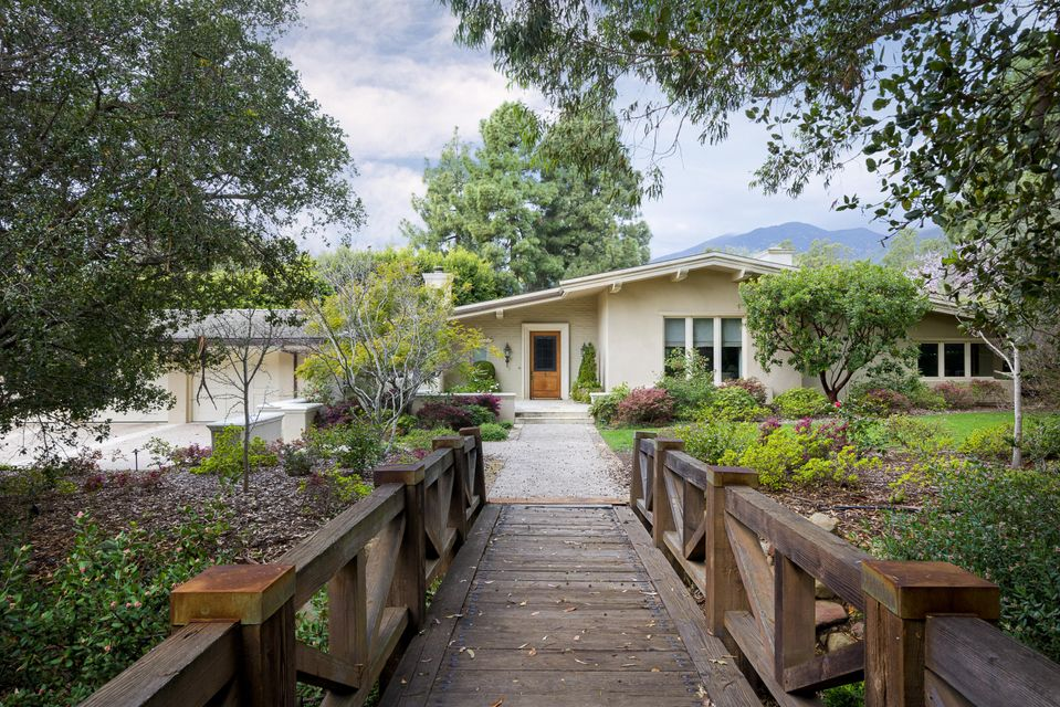 Property photo for 533 Las Fuentes Dr Santa Barbara, California 93108 - 17-724