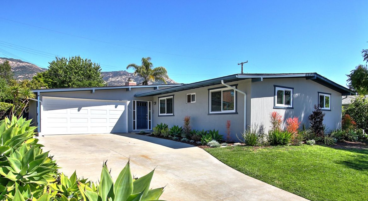 Property photo for 3784 Brenner Dr Santa Barbara, California 93105 - 17-968