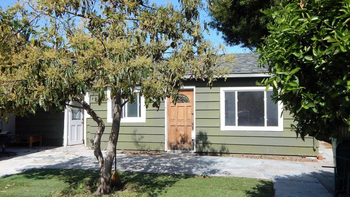 Property photo for 616 Fremont Pl Santa Barbara, California 93101 - 17-1003