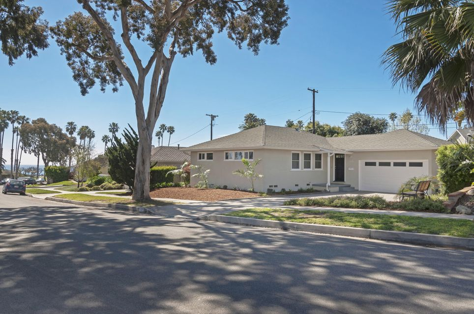 Property photo for 131 San Rafael Ave Santa Barbara, California 93109 - 17-1028