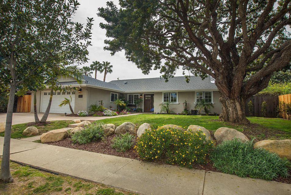 Property photo for 5375 Parejo Dr Santa Barbara, California 93111 - 17-1163