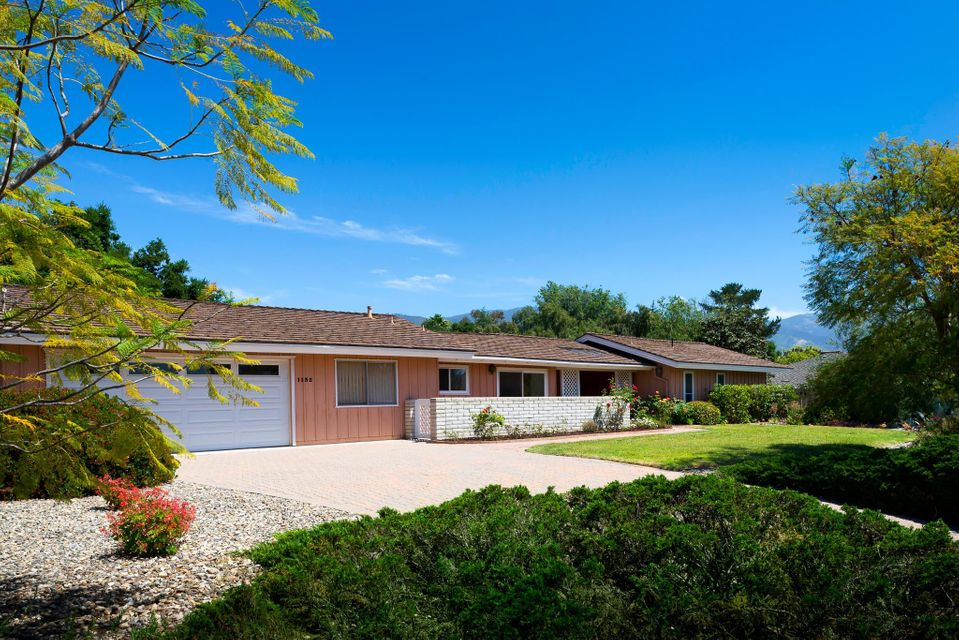 Property photo for 1132 N Patterson Ave Santa Barbara, California 93111 - 17-1498