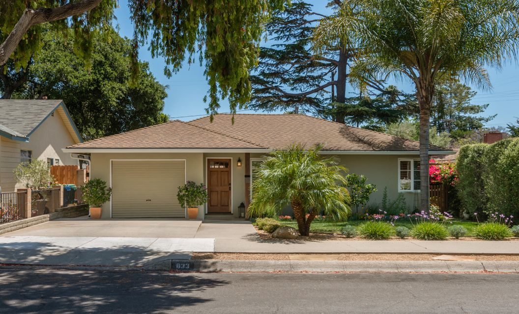 833 Kentia Ave, SANTA BARBARA, CA 93101