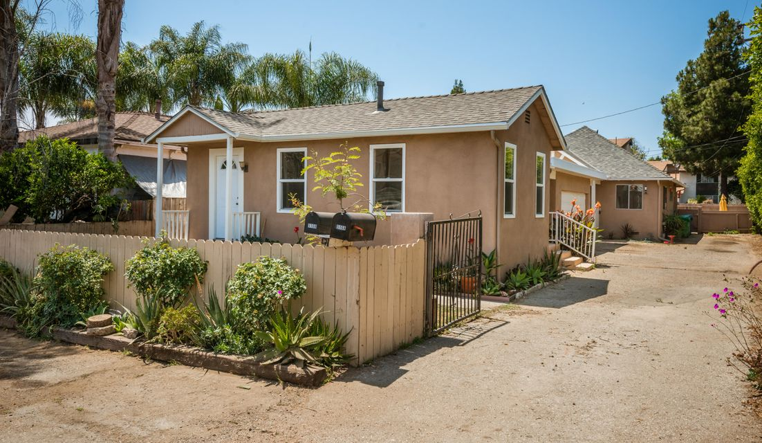 Property photo for 516 W Arrellaga St Santa Barbara, California 93101 - 17-1863