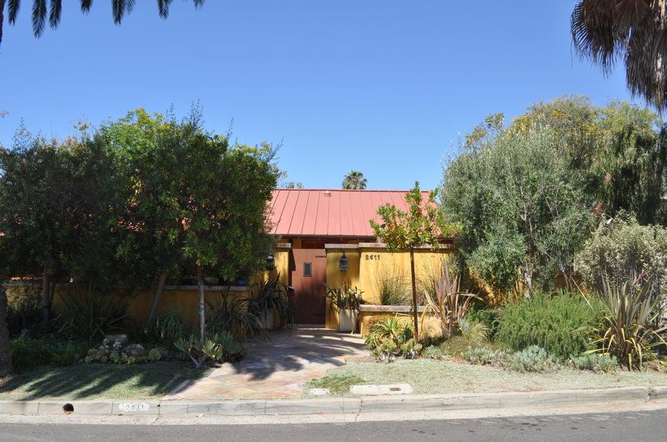 Property photo for 2611 Clinton Ter Santa Barbara, California 93105 - 17-1974