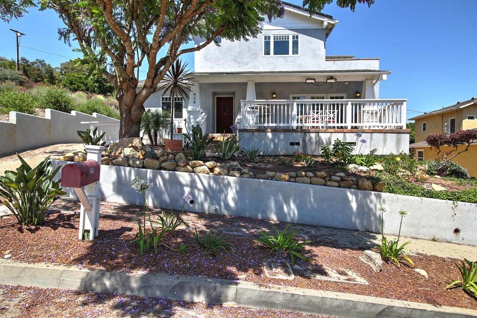 Property photo for 434 Terrace Rd Santa Barbara, California 93109 - RN-13681