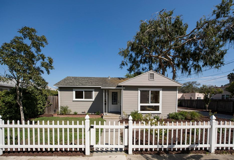 Property photo for 721 W Valerio St Santa Barbara, California 93101 - 17-2213