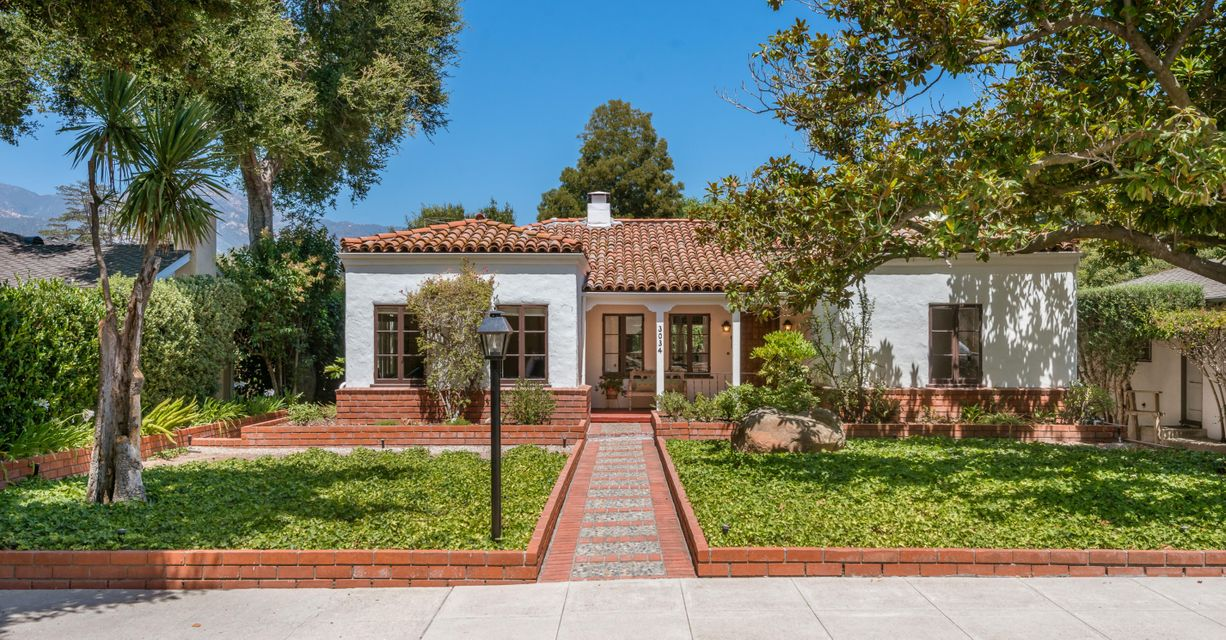 Property photo for 3034 Hermosa Rd Santa Barbara, California 93105 - 17-2505