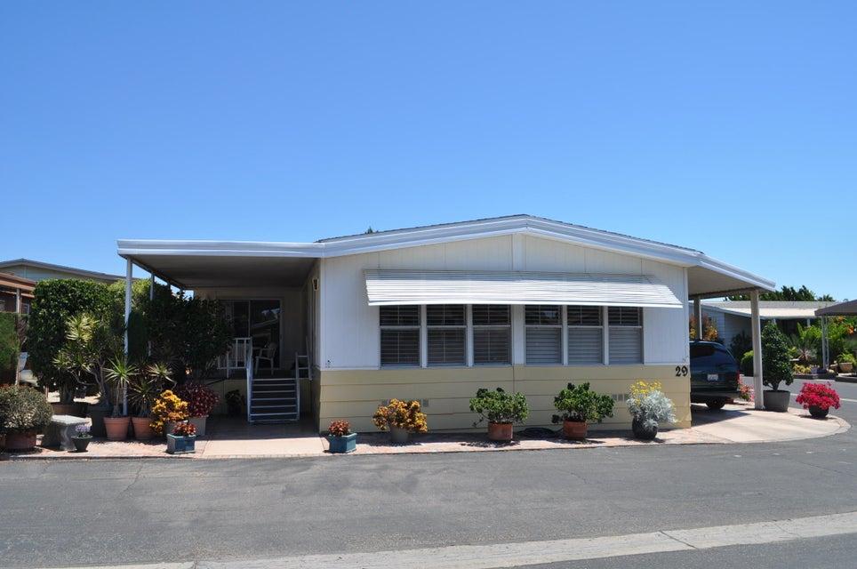 Property photo for 340 Old Mill Rd #29 Santa Barbara, California 93110 - 17-2493