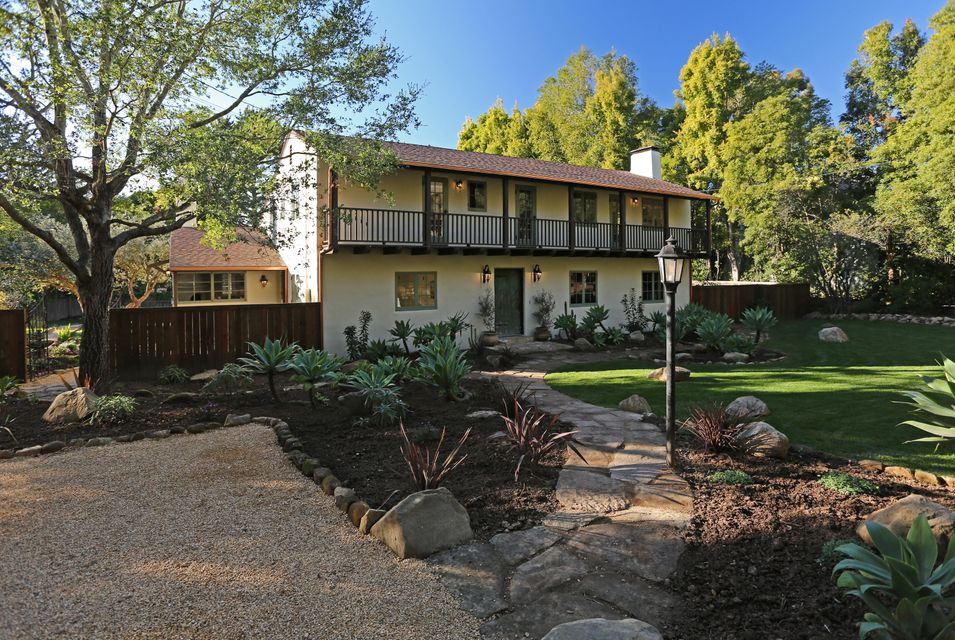 Property photo for 729 Mission Canyon Rd Santa Barbara, California 93105 - 17-2589