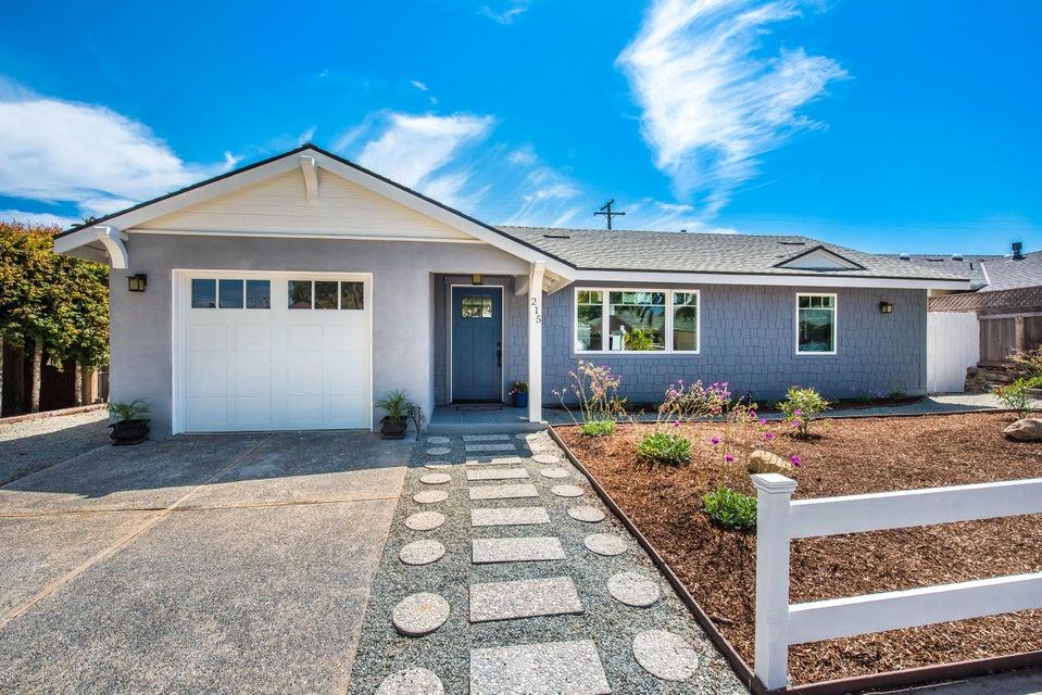 Property photo for 215 Las Ondas Santa Barbara, California 93109 - 17-2735