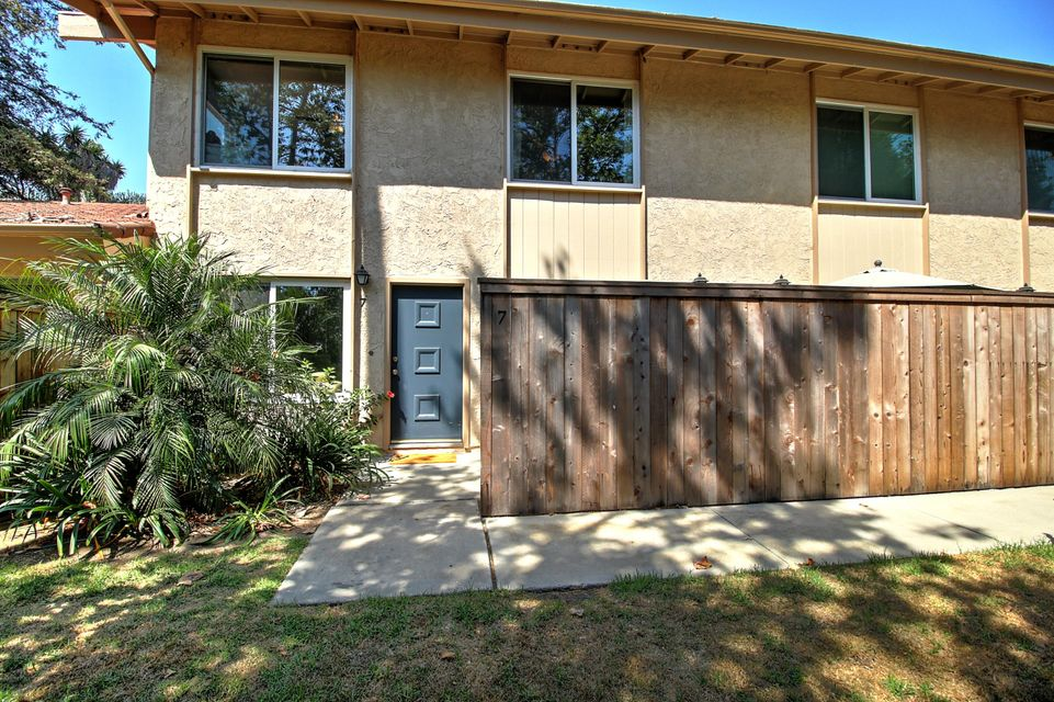 Property photo for 7386 Calle Real #7 Goleta, California 93117 - 17-3150