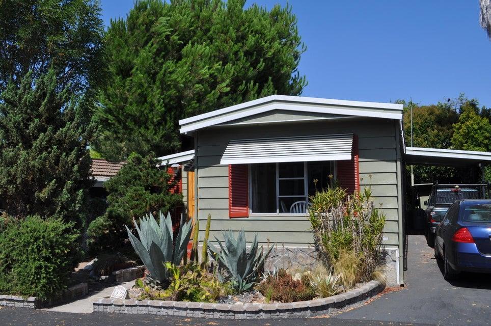 Property photo for 333 Old Mill Rd #89 Santa Barbara, California 93110 - 17-3411
