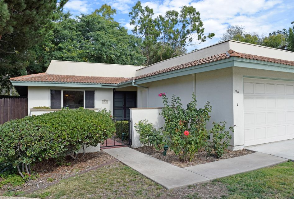 Property photo for 96 La Cumbre Cir Santa Barbara, California 93105 - 17-3524