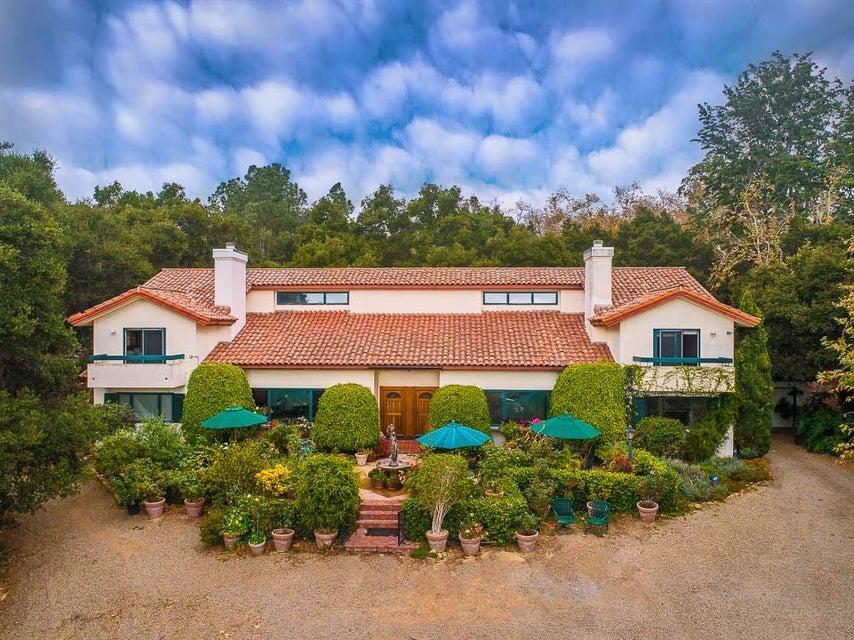 Estate for Sale at 335 Toro Canyon Road 335 Toro Canyon Road Carpinteria, California 93013 United States