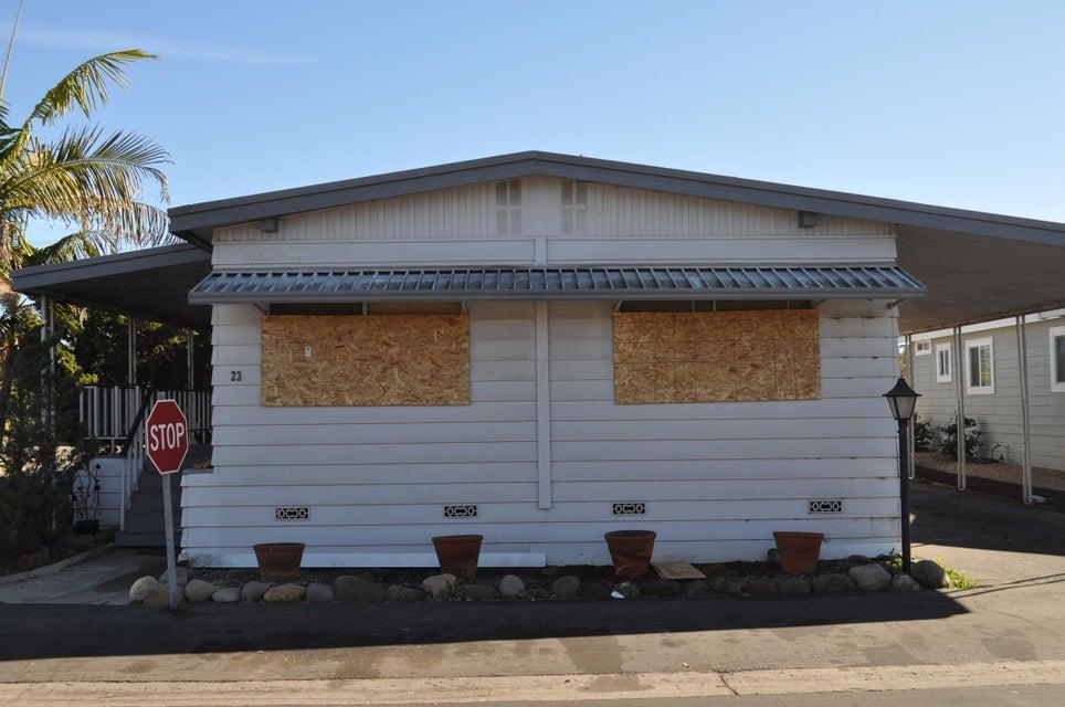 Property photo for 945 Ward Dr #23 Santa Barbara, California 93111 - 17-3766