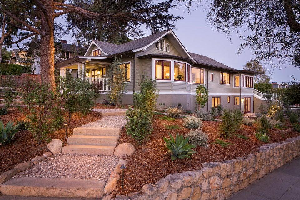Property photo for 504 E Valerio St Santa Barbara, California 93103 - 17-3890